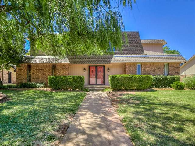 11825 Leaning Elm Road, Oklahoma City, OK 73120 (MLS #931592) :: ClearPoint Realty