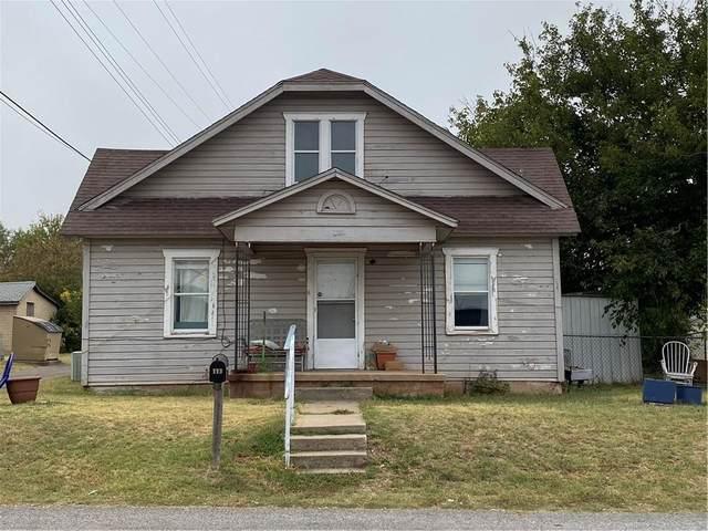 113 N Elk Avenue, Elk City, OK 73644 (MLS #931611) :: The Oklahoma Real Estate Group