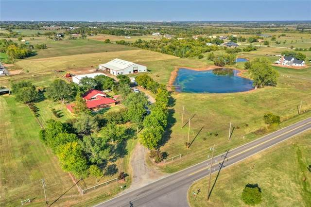 4501 SE 134th Street, Oklahoma City, OK 73165 (MLS #931615) :: Homestead & Co