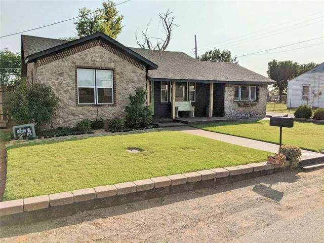 616 E 1st Street, Elk City, OK 73644 (MLS #931624) :: ClearPoint Realty