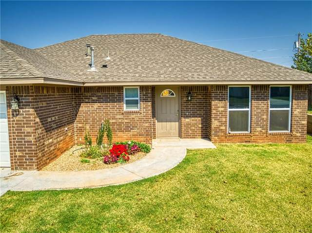 115 S Breckenridge Drive, Elk City, OK 73644 (MLS #931628) :: Homestead & Co