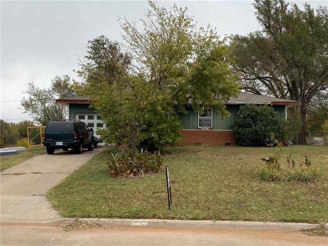 172 Blackburn Boulevard, Elk City, OK 73644 (MLS #931630) :: The Oklahoma Real Estate Group
