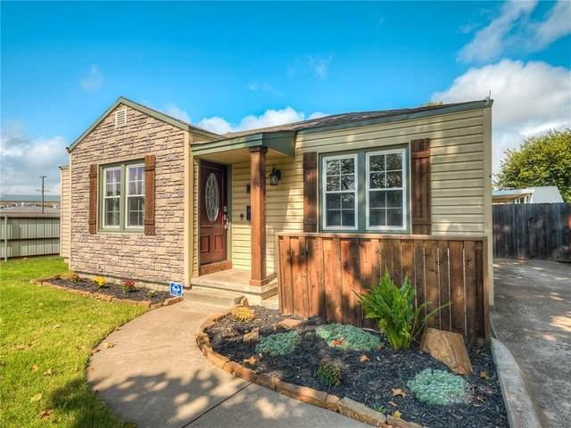 225 W Fairchild Drive, Midwest City, OK 73110 (MLS #931652) :: Homestead & Co