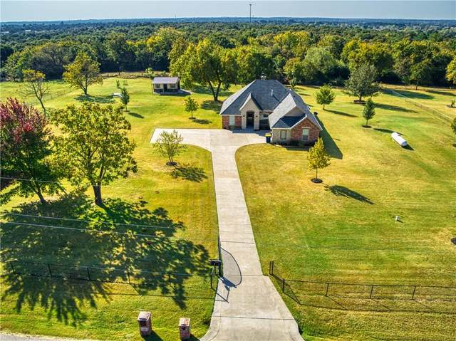 14102 E Vargas Road, Choctaw, OK 73020 (MLS #931656) :: ClearPoint Realty