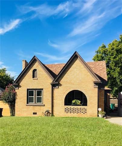 2537 W Park Place, Oklahoma City, OK 73107 (MLS #931675) :: The Oklahoma Real Estate Group