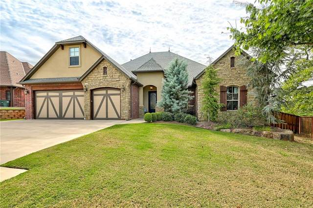 2624 Maverick Road, Edmond, OK 73034 (MLS #931703) :: Homestead & Co