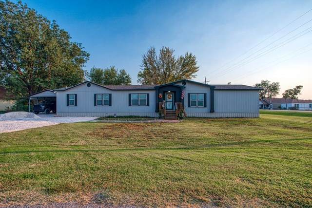 110 4th Street, Loyal, OK 73756 (MLS #931711) :: Homestead & Co