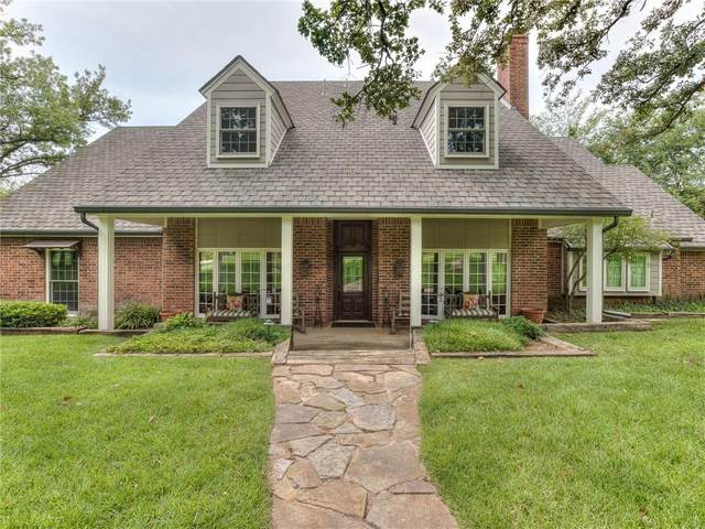 3700 Oakdale Forest Road, Edmond, OK 73013 (MLS #931720) :: Homestead & Co