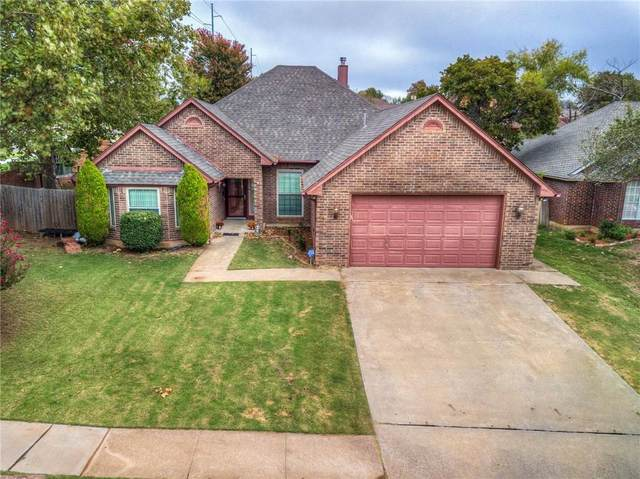 1600 Dorchester Road, Midwest City, OK 73130 (MLS #931735) :: Homestead & Co
