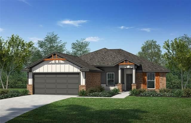 3820 Waterbrook Drive, Norman, OK 73026 (MLS #931736) :: Homestead & Co