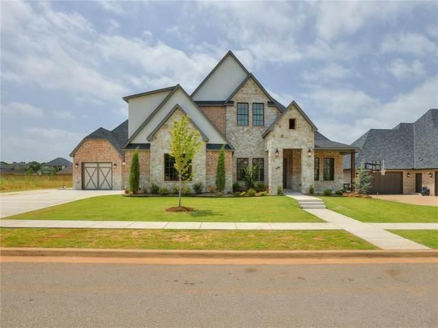 4408 Farm Hill Road, Norman, OK 73072 (MLS #931741) :: Homestead & Co