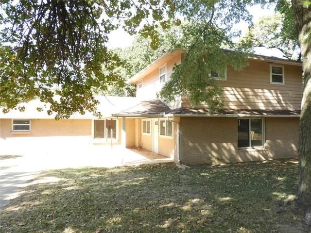 1807 N Markwell Avenue, Oklahoma City, OK 73127 (MLS #931748) :: Homestead & Co