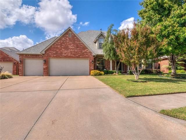 12505 Jacinth Court, Oklahoma City, OK 73170 (MLS #931762) :: Homestead & Co
