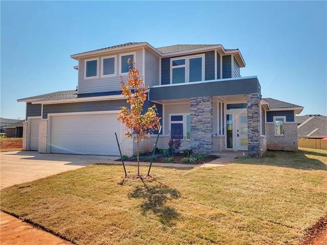 8328 NW 151st Street, Edmond, OK 73013 (MLS #931782) :: ClearPoint Realty