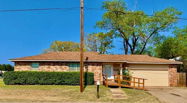201 E Grand Avenue, Sayre, OK 73662 (MLS #931786) :: Homestead & Co