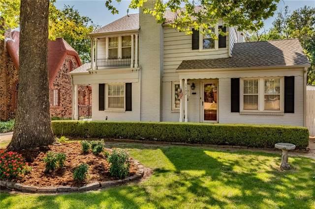 1132 NW 38th Street, Oklahoma City, OK 73118 (MLS #931787) :: Homestead & Co