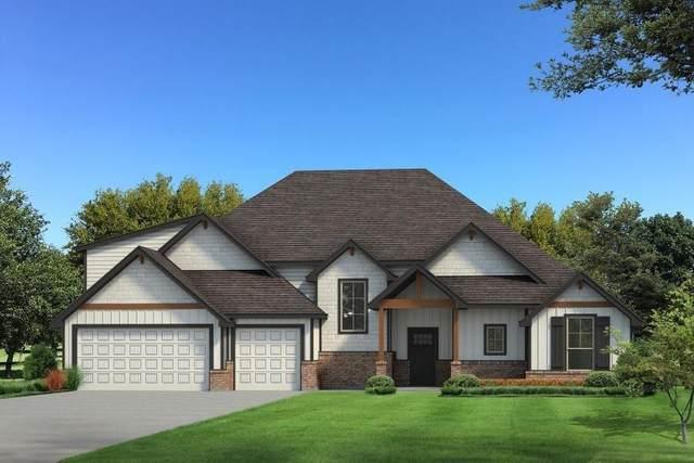 306 Shady Ridge Court, Norman, OK 73069 (MLS #931790) :: Homestead & Co