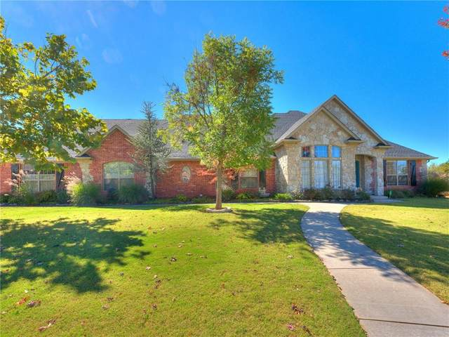 13252 Fairway Drive, Choctaw, OK 73020 (MLS #931808) :: Homestead & Co