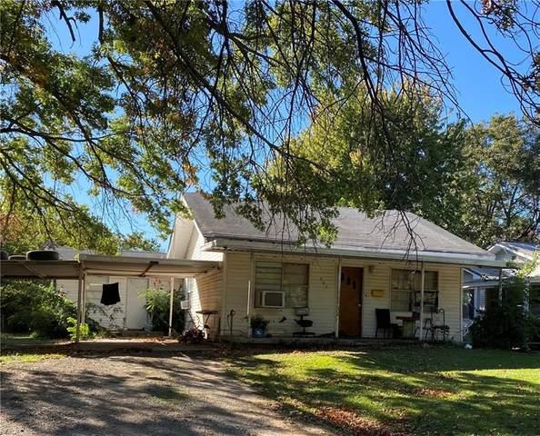 305 S 9th Street, Okemah, OK 74859 (MLS #931831) :: Maven Real Estate