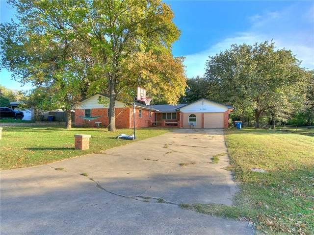 13710 NE 8th Street, Choctaw, OK 73020 (MLS #931834) :: Homestead & Co