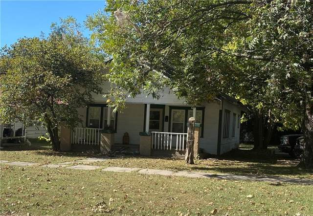 411 N 3rd Street, Okemah, OK 74859 (MLS #931848) :: The UB Home Team at Whittington Realty