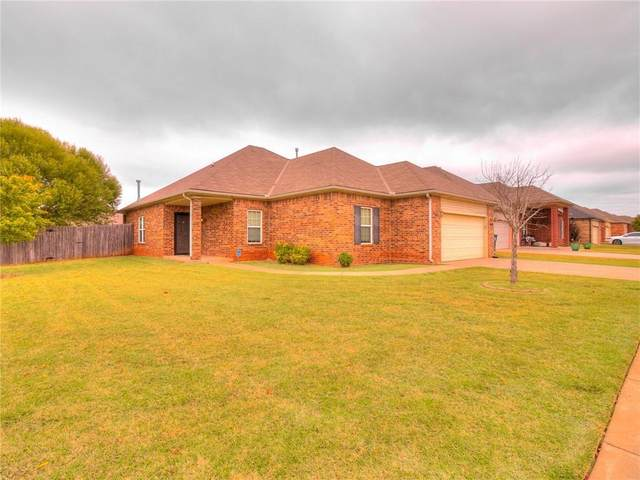5905 SE 71st Street, Oklahoma City, OK 73135 (MLS #931869) :: Homestead & Co
