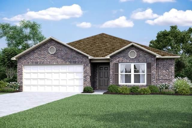 5102 Nicole Drive, Tuttle, OK 73089 (MLS #931874) :: Homestead & Co