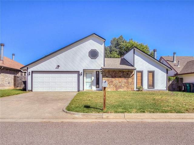 608 S Willowood Drive, Yukon, OK 73099 (MLS #931879) :: Homestead & Co
