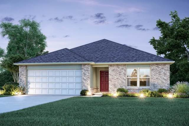 5203 Nicole Drive, Tuttle, OK 73089 (MLS #931904) :: Homestead & Co
