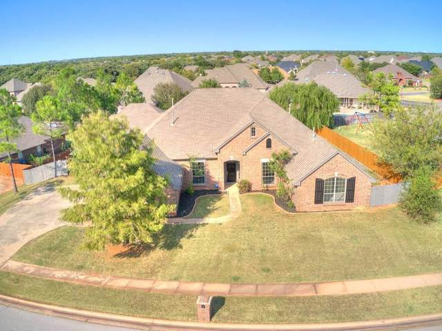 705 NW 153rd Terrace, Edmond, OK 73013 (MLS #931905) :: Homestead & Co