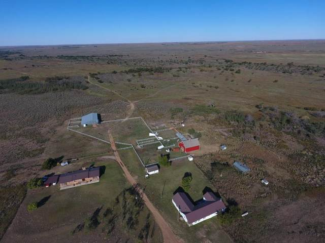 0 N 1650 Road, Laverne, OK 73848 (MLS #931909) :: ClearPoint Realty