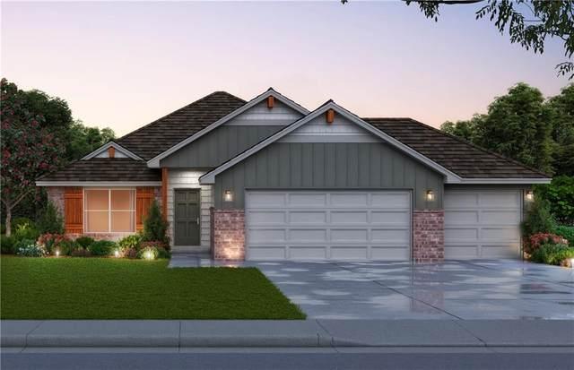 3517 Sawtooth Ridge Drive, Yukon, OK 73099 (MLS #931917) :: Homestead & Co