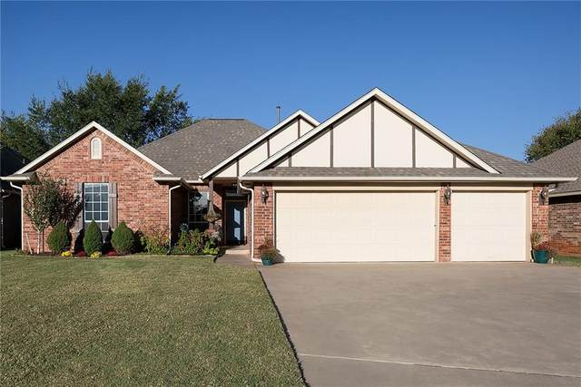 19209 Canyon Creek Place, Edmond, OK 73012 (MLS #931928) :: ClearPoint Realty