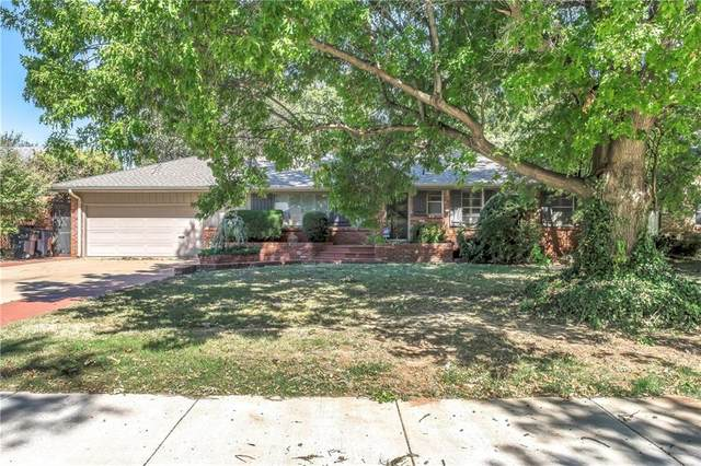 2509 NW 57th Street, Oklahoma City, OK 73112 (MLS #931937) :: Homestead & Co