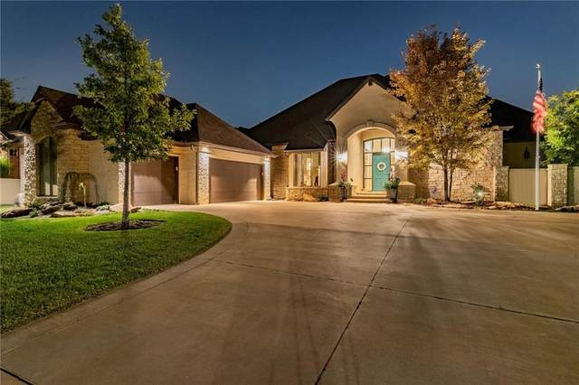 3368 NW 172nd Terrace, Edmond, OK 73012 (MLS #931939) :: Homestead & Co