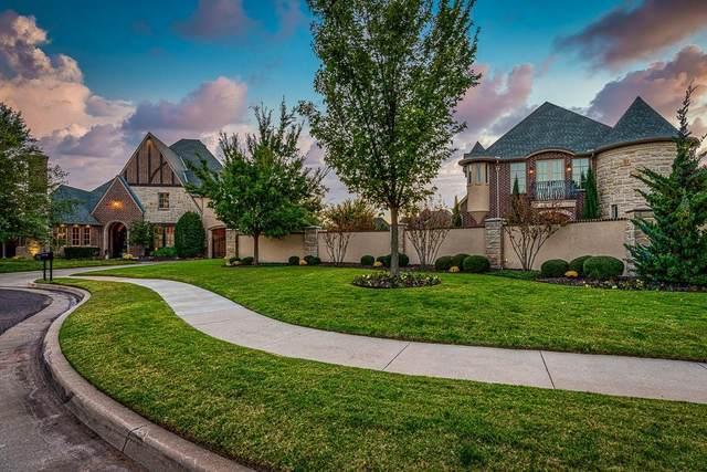 17105 Hawks Ridge Lane, Edmond, OK 73012 (MLS #931940) :: Homestead & Co