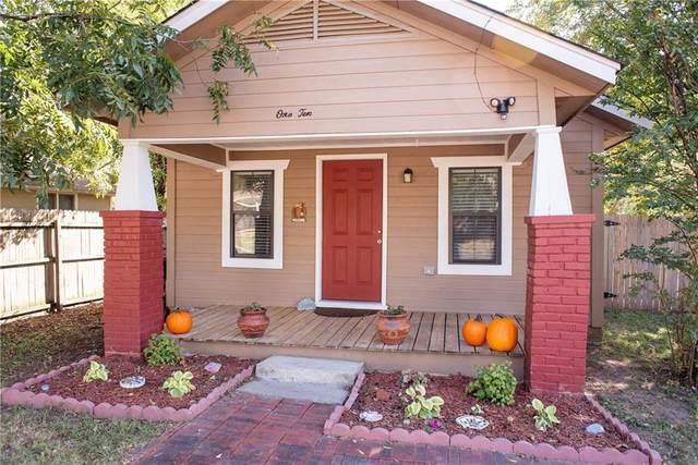 110 W Johnson Street, Norman, OK 73069 (MLS #931947) :: ClearPoint Realty