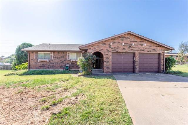 220 Shadybrook Place, Midwest City, OK 73110 (MLS #931960) :: ClearPoint Realty