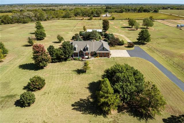 1350 Riverview Drive, Newcastle, OK 73065 (MLS #931970) :: ClearPoint Realty