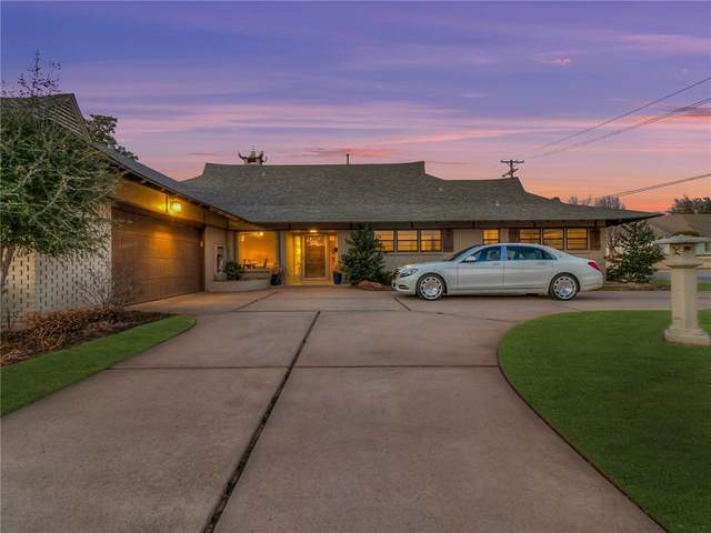 1301 Westchester Drive, Oklahoma City, OK 73120 (MLS #931987) :: The UB Home Team at Whittington Realty