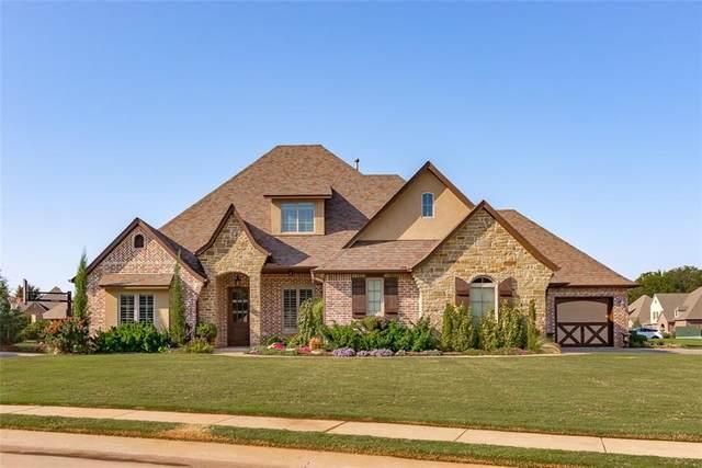 3043 W Shiloh Creek Avenue, Stillwater, OK 74074 (MLS #931998) :: Homestead & Co