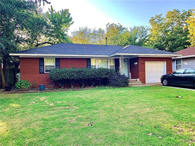 508 Meadow Park Drive, Norman, OK 73069 (MLS #932015) :: ClearPoint Realty