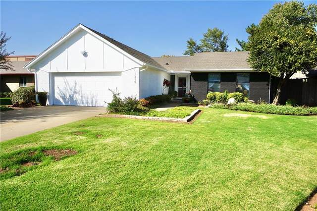 1319 Saint Mathews Drive, Midwest City, OK 73110 (MLS #932035) :: Homestead & Co