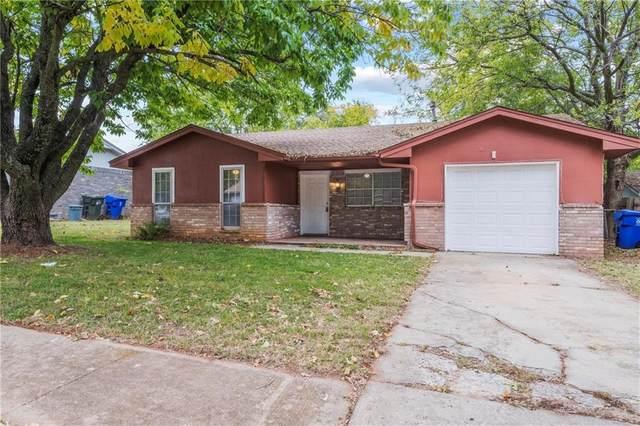 1507 Rock Ridge Court, Norman, OK 73071 (MLS #932047) :: Homestead & Co