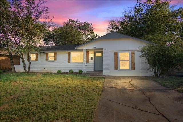 728 SW 3rd Street, Moore, OK 73160 (MLS #932054) :: ClearPoint Realty