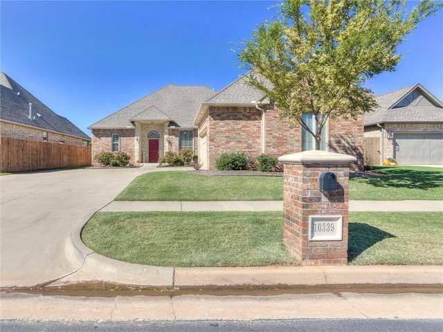 10339 Veneto Circle, Oklahoma City, OK 73120 (MLS #932058) :: Homestead & Co