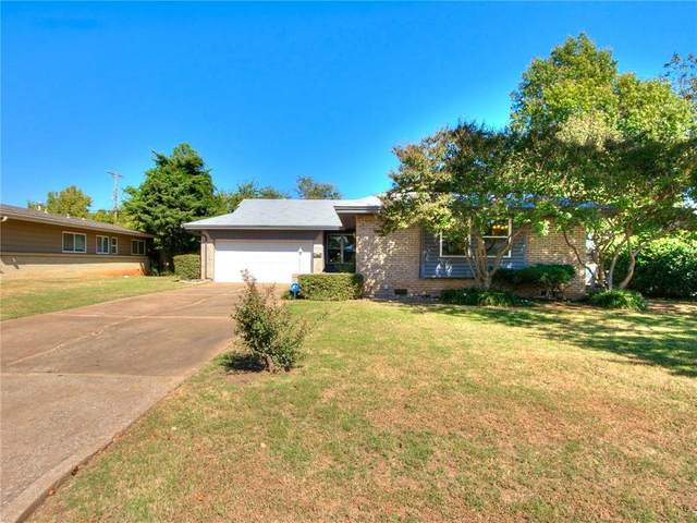 2711 Ridgeview Drive, The Village, OK 73120 (MLS #932063) :: Homestead & Co