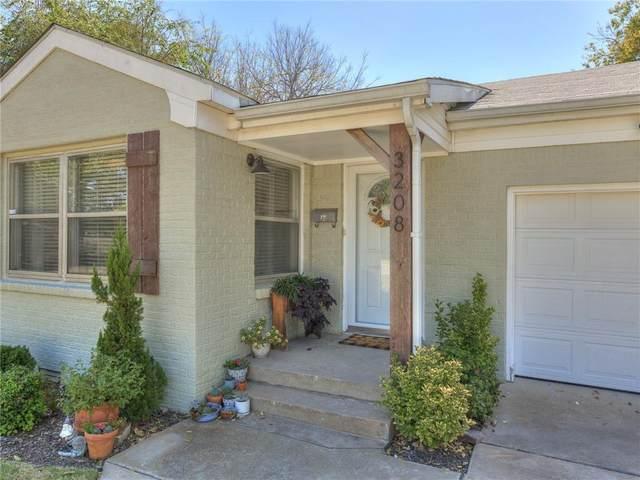 3208 NW 47th Street, Oklahoma City, OK 73112 (MLS #932082) :: The Oklahoma Real Estate Group