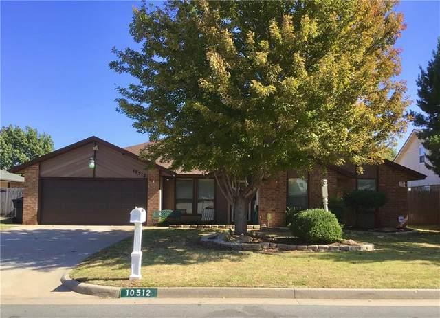 10512 Flamingo Avenue, Oklahoma City, OK 73162 (MLS #932086) :: ClearPoint Realty