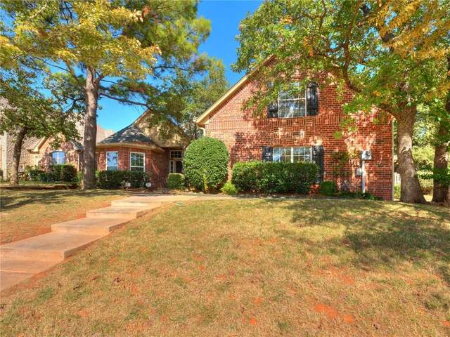 733 Riva Ridge, Edmond, OK 73025 (MLS #932094) :: Homestead & Co